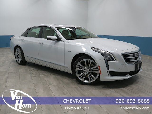 2017 Cadillac CT6 3.0L Twin Turbo Platinum Plymouth WI