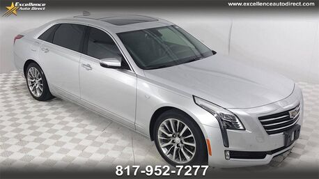 2017_Cadillac_CT6_3.6L Luxury_ Euless TX