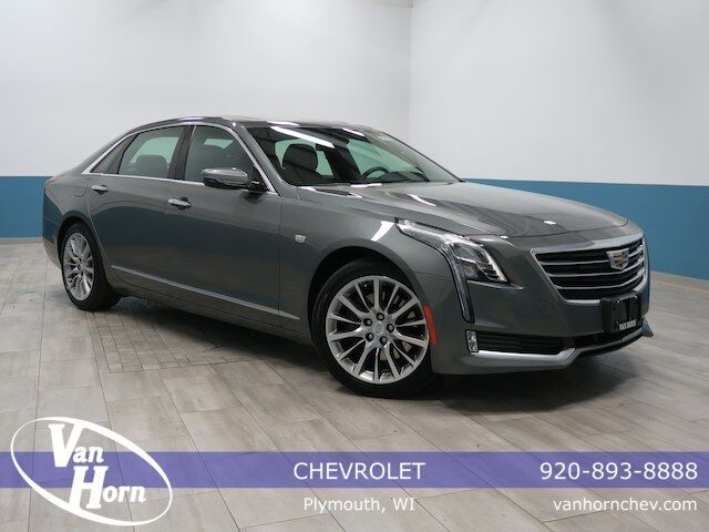 2017 Cadillac CT6 3.6L Luxury Plymouth WI