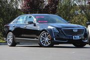 2017 Cadillac CT6 3.6L Luxury Salinas CA