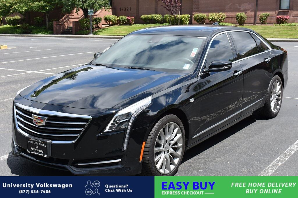 2017 Cadillac CT6 3.6L Seattle WA