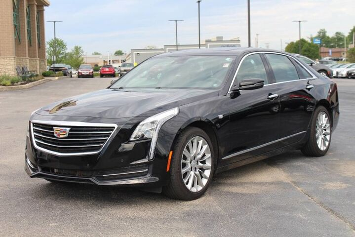 2017 Cadillac CT6 AWD Fort Wayne Auburn and Kendallville IN