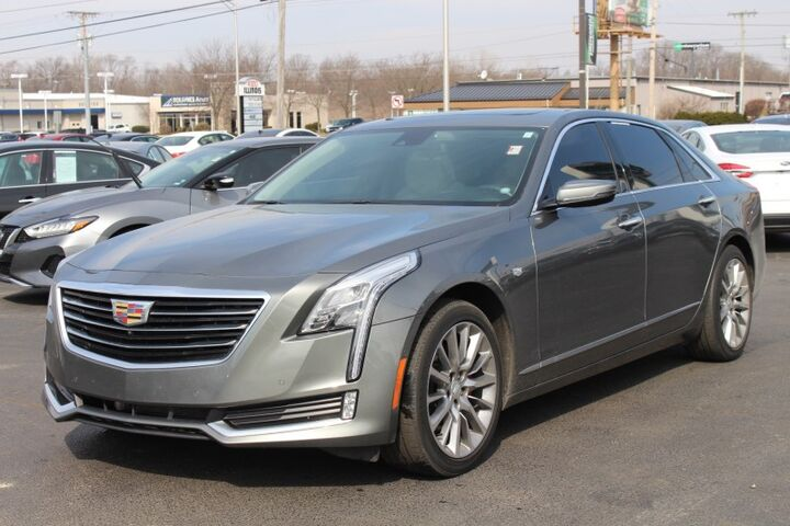 2017 Cadillac CT6 Luxury AWD Fort Wayne Auburn and Kendallville IN