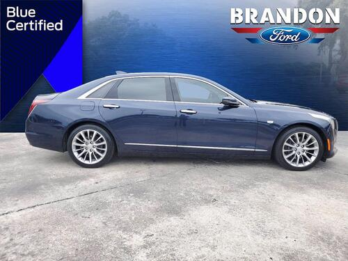 2017 Cadillac CT6 Luxury AWD Tampa FL