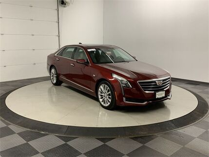2017_Cadillac_CT6_Luxury_ Fond du Lac WI