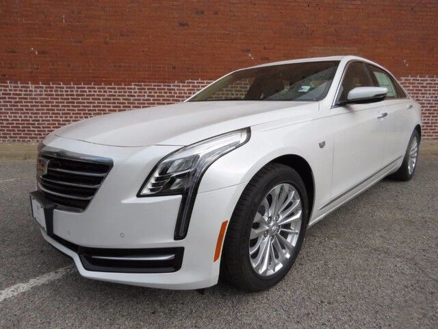 2017 Cadillac CT6 Sedan 4DR SDN Wichita Falls TX