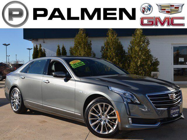2017 Cadillac CT6 Sedan Luxury AWD Kenosha WI