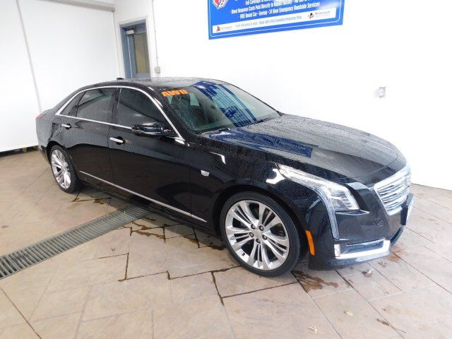 2017 Cadillac CT6 Sedan Platinum AWD Listowel ON