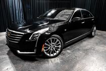 2017 Cadillac CT6 Sedan Premium Luxury AWD