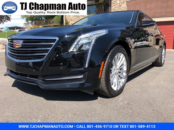 2017 Cadillac CT6 Sedan RWD Salt Lake City UT