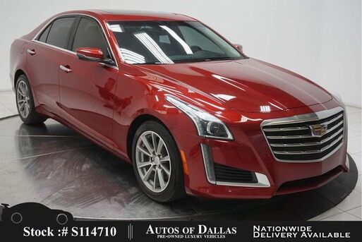 2017_Cadillac_CTS_2.0L Turbo Luxury NAV,CAM,PANO,CLMT STS,BLIND SPOT_ Plano TX