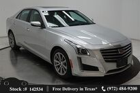 Cadillac CTS 2.0L Turbo Luxury NAV,CAM,PANO,CLMT STS,BLIND SPOT 2017