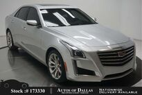Cadillac CTS 2.0L Turbo Luxury NAV,CAM,SUNROOF,CLMT STS 2017