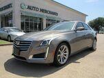 2017 Cadillac CTS 2.0L Turbo Luxury RWD