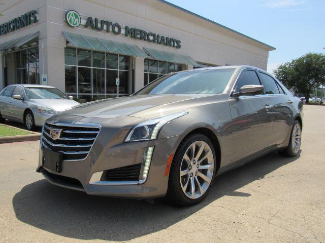 2017 Cadillac CTS 2.0L Turbo Luxury RWD Plano TX