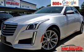 Cadillac CTS 2.0T Luxury AWD 4dr Sedan 2017