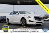 2017 Cadillac CTS 3.6L Luxury ** Pohanka Certified 10 year / 100,000 **