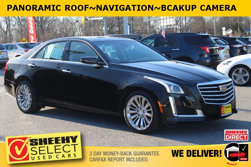 2017 Cadillac CTS 3.6L Luxury Suitland MD