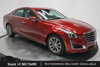 Cadillac CTS 3.6L Luxury NAV,CAM,SUNROOF,CLMT STS,BLIND SPOT 2017
