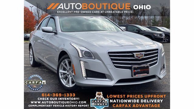 2017 Cadillac CTS Sedan AWD Columbus OH