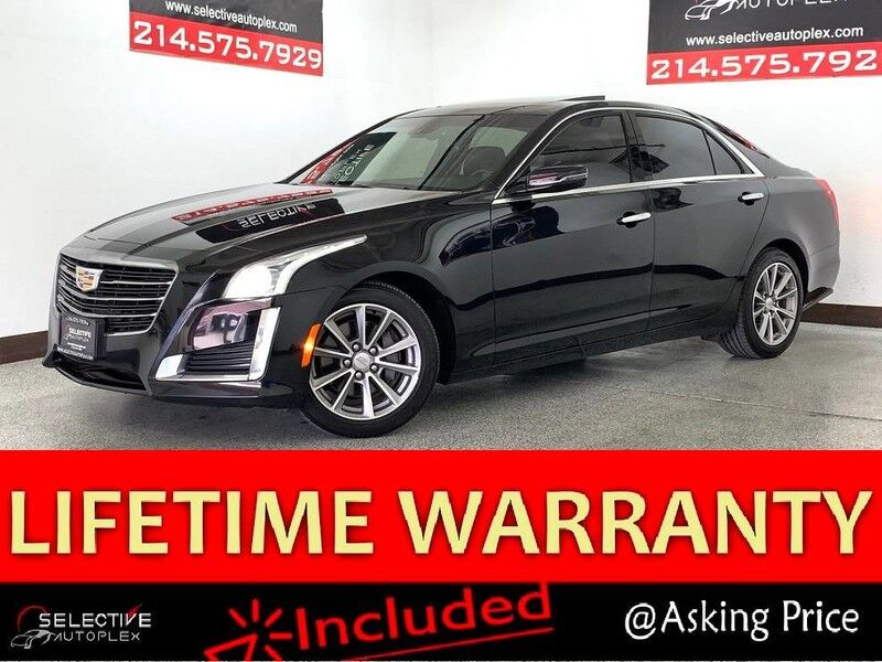 2017 Cadillac CTS Sedan Luxury AWD Carrollton TX