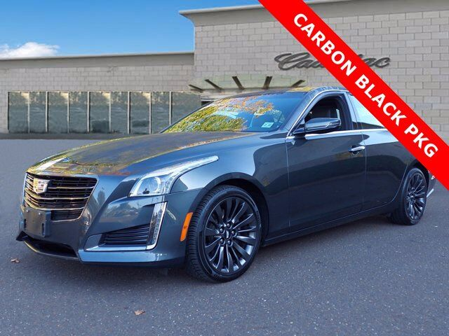 2017 Cadillac CTS Sedan Luxury AWD Trevose PA
