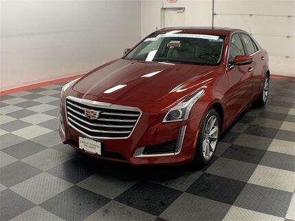 2017_Cadillac_CTS Sedan_Luxury_ Fond du Lac WI