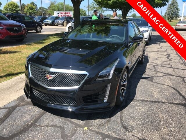 2017 Cadillac CTS-V Base Holland MI