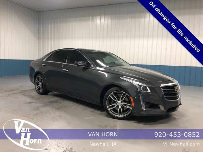 2017 Cadillac CTS V Sport 3.6L Twin Turbo V-Sport Plymouth WI