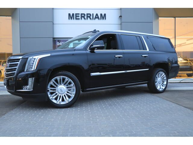 2017 Cadillac Escalade ESV Platinum Kansas City KS