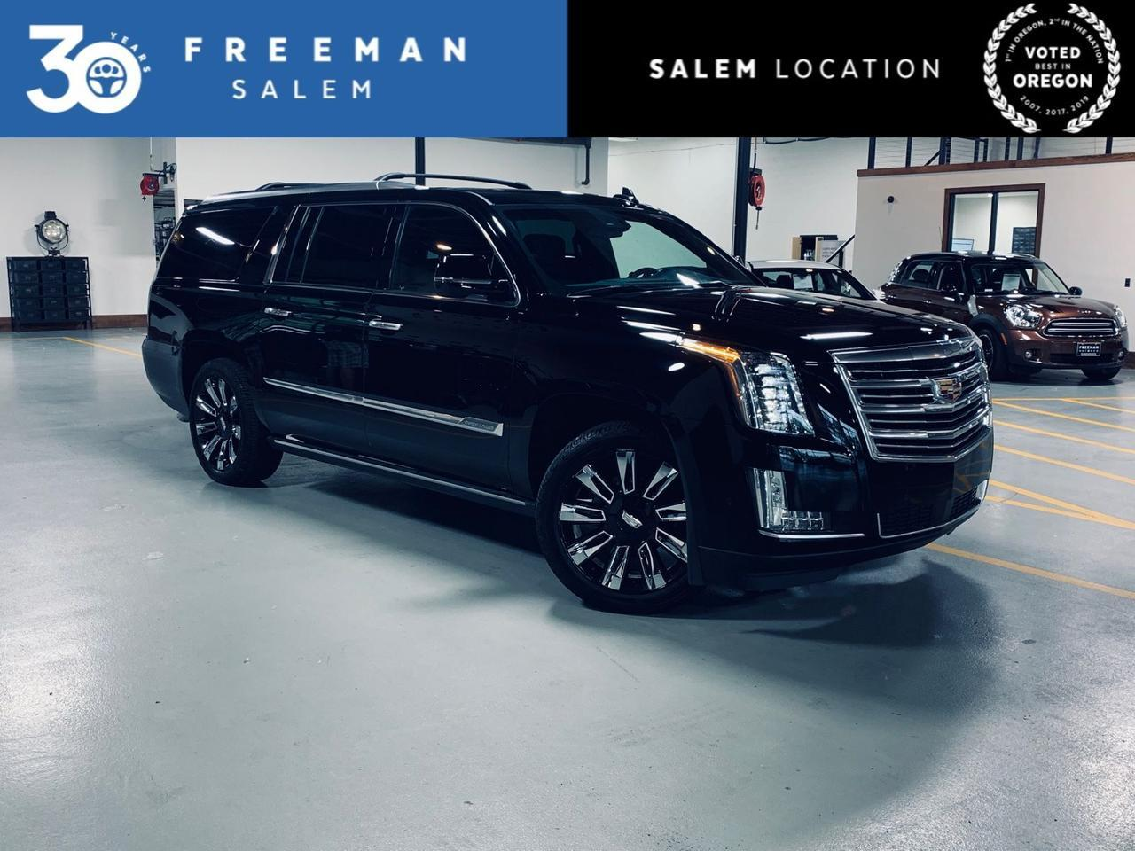2017 Cadillac Escalade ESV Platinum Salem OR