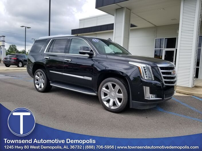 2017 Cadillac Escalade Luxury Demopolis AL
