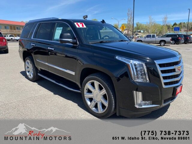 2017_Cadillac_Escalade_Luxury_ Elko NV