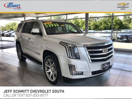 2017_Cadillac_Escalade_Luxury_ Dayton area OH