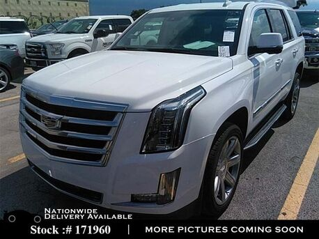 2017_Cadillac_Escalade_Luxury NAV,CAM,SUNROOF,CLMT STS,BLIND SPOT,3RD ROW_ Plano TX
