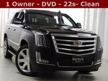 2017_Cadillac_Escalade_Luxury_ Raleigh NC