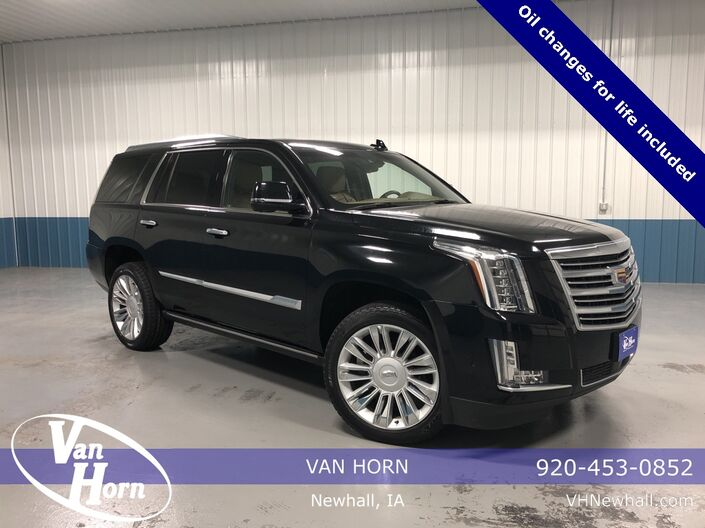 2017 Cadillac Escalade Platinum Edition Plymouth WI