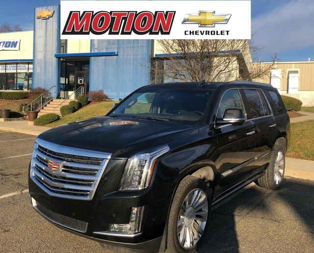 2017 Cadillac Escalade Platinum Hackettstown NJ