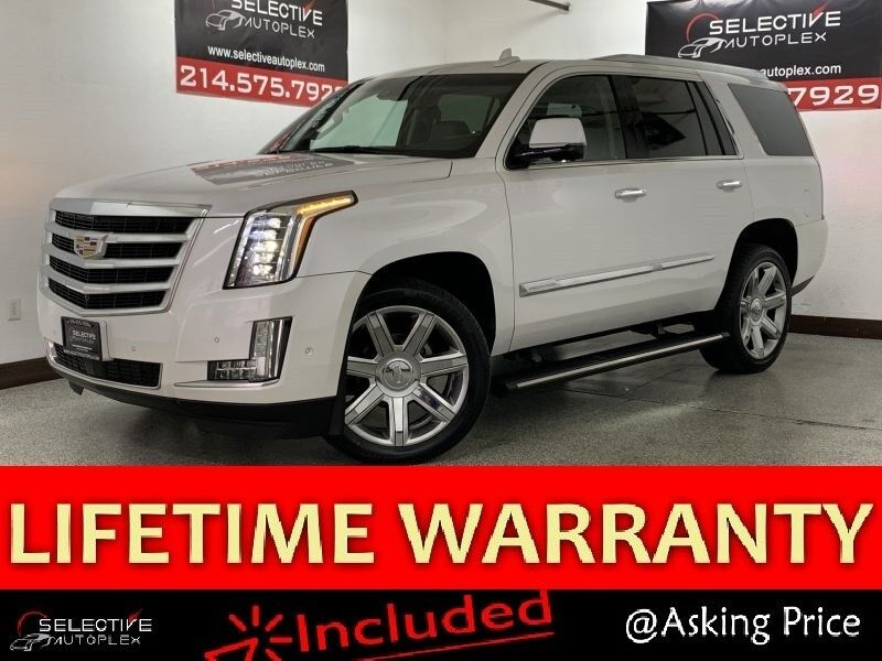 2017 Cadillac Escalade Premium Luxury, NAV, ENTERTAINMENT SYSTEM, SUNROOF, BOSE Carrollton TX