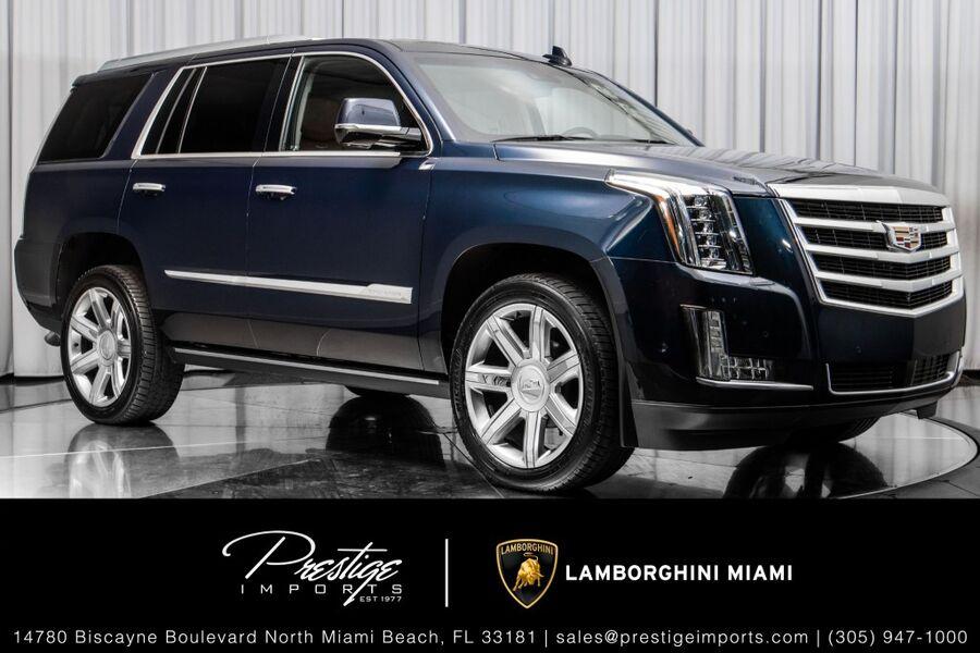 2017_Cadillac_Escalade_Premium Luxury_ North Miami FL