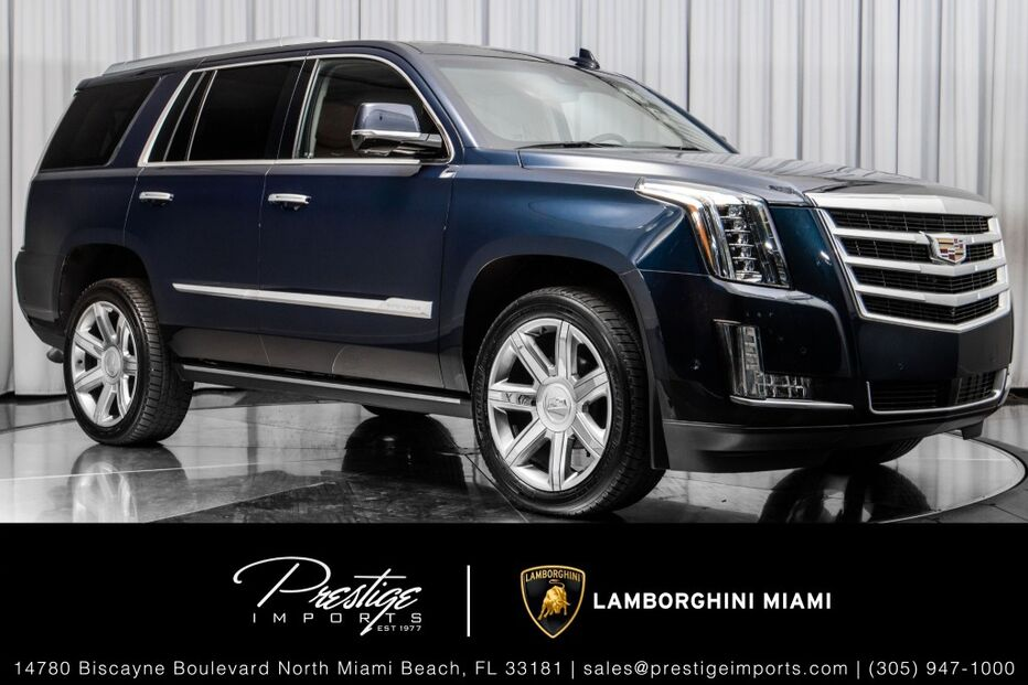 2017_Cadillac_Escalade_Premium Luxury_ North Miami Beach FL