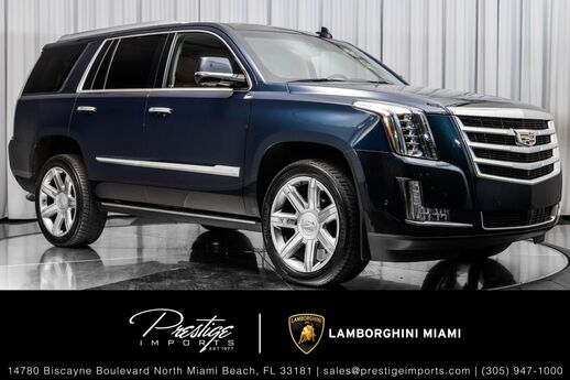 2017 Cadillac Escalade Premium Luxury North Miami FL