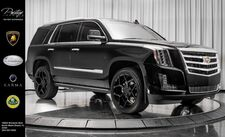 Cadillac Escalade Premium Luxury 2017