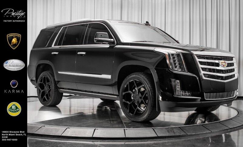 2017 Cadillac Escalade Premium Luxury North Miami FL