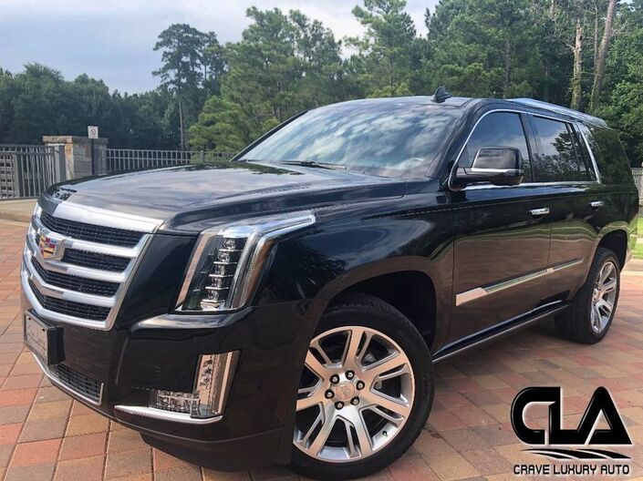 2017 Cadillac Escalade Premium The Woodlands TX