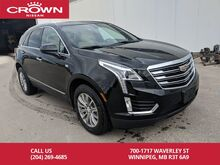 2017_Cadillac_XT5_AWD 4dr Luxury *AWD/BEIGE LEATHER/LUXURY PACKAGE*_ Winnipeg MB