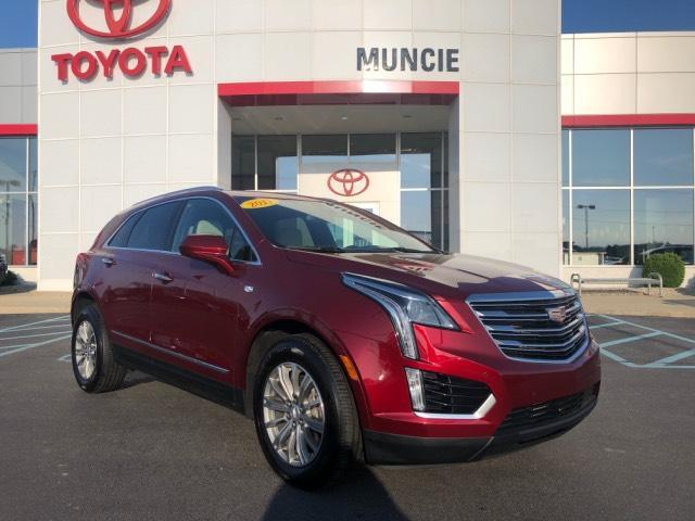 2017 Cadillac XT5 AWD 4dr Luxury Muncie IN