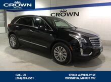 2017_Cadillac_XT5_AWD LUXURY PKG - *No accidents/One owner/Local*_ Winnipeg MB