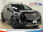 2017 Cadillac XT5 AWD PLATINUM FORWARD COLLISION ALERT LANE CHANGE ALERT SIDE BLIN