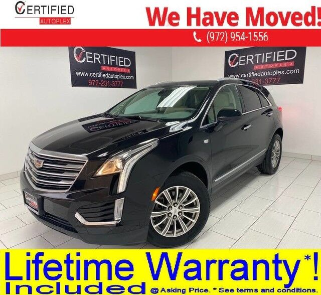 2017 Cadillac XT5 LUXURY NAVIGATION PANORAMIC ROOF BLIND SPOT ASSIST REAR CAMERA PARK ASSIST Dallas TX